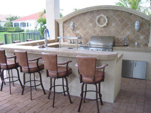How To Build An Outdoor Kitchen Part Two Asadores De Patio