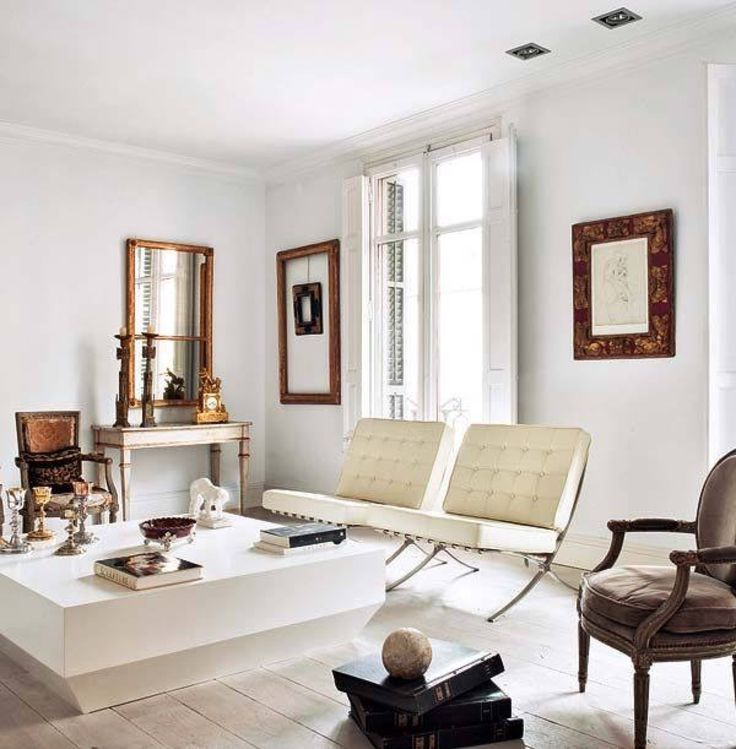 Image Result For Barcelona Chairs Cognac In Furniture History