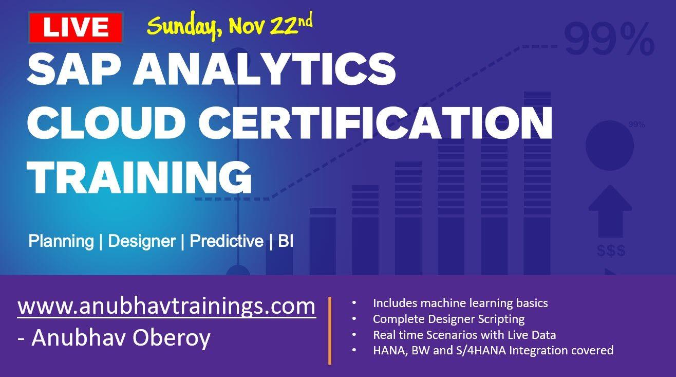 Sap Analytics Cloud Training Weather Data Cloud Tutorial Cloud Data