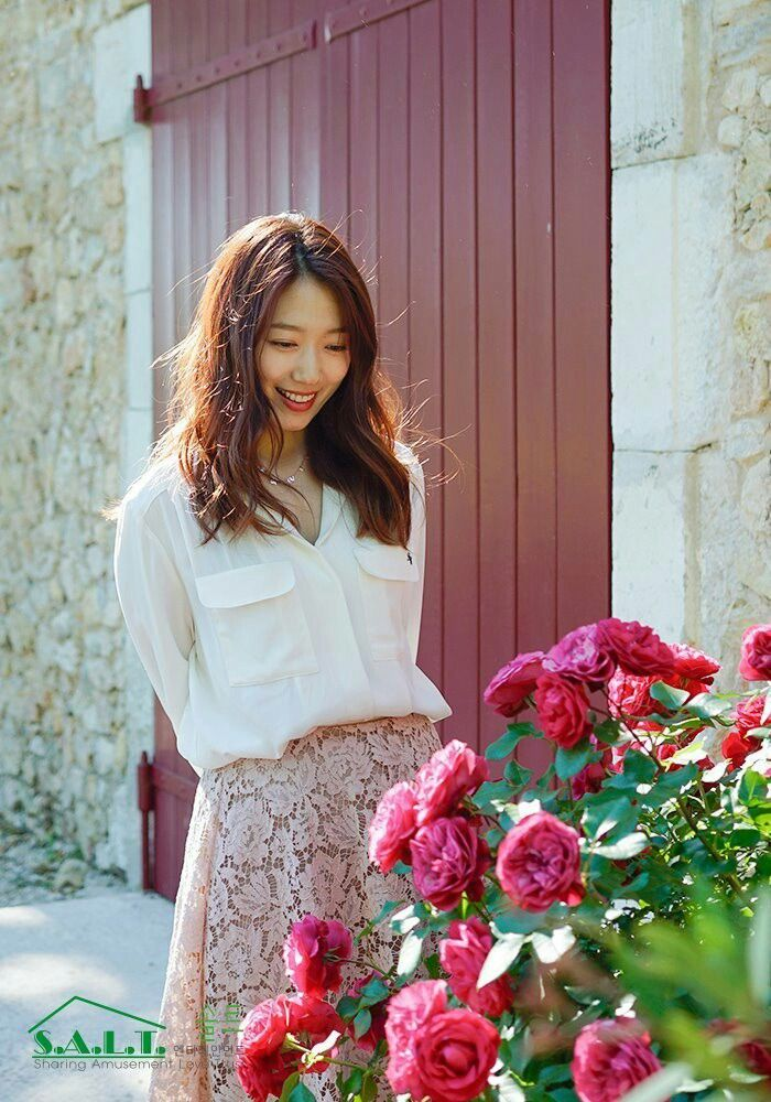 jung yong hwa and park shin hye 2018