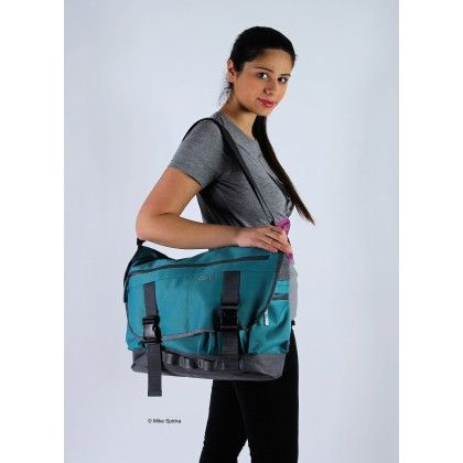 New Shoulder Bag Green Blue