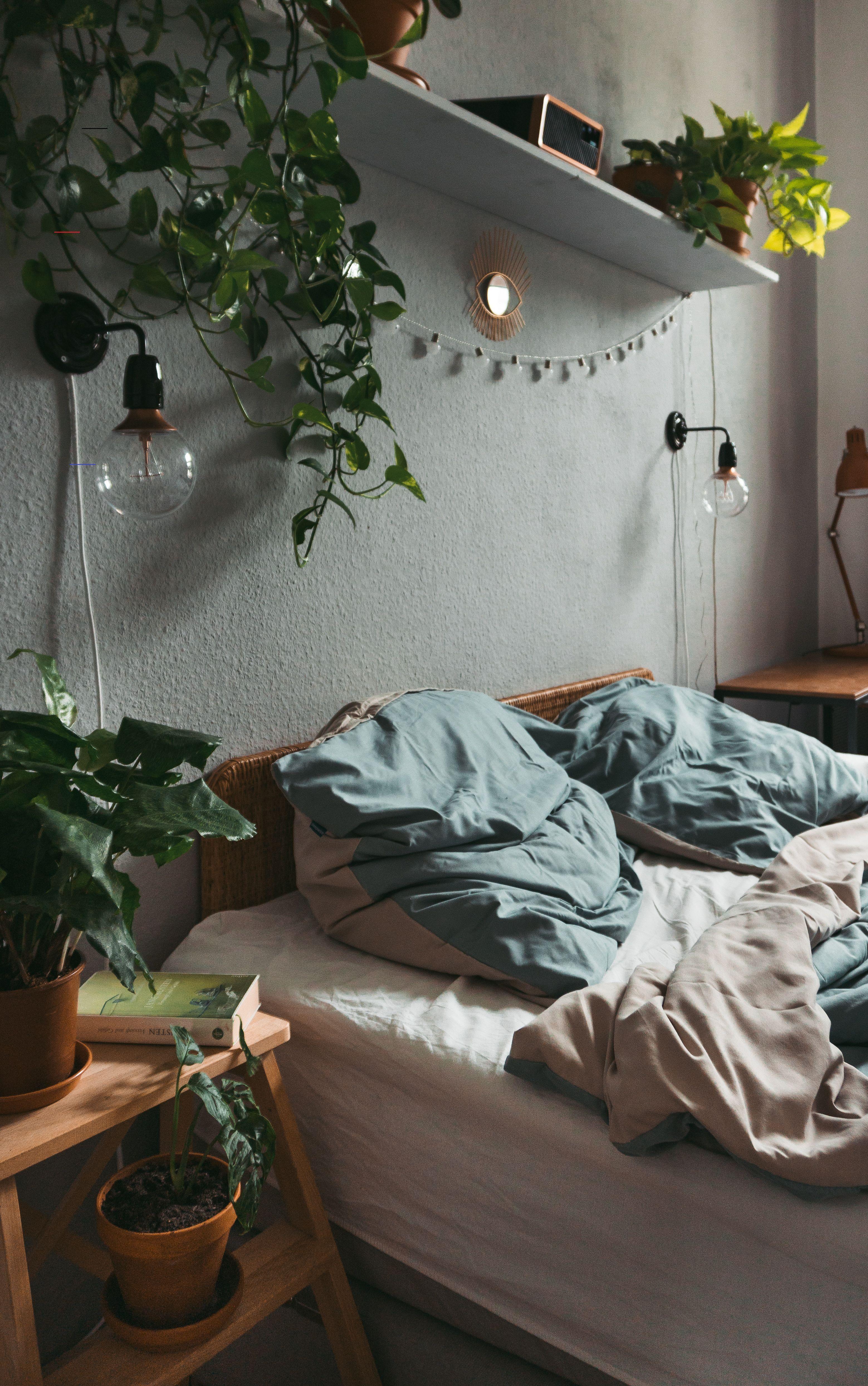 Die 3 Säulen der Gemütlichkeit im goldenen Herbst  fridlaa  #bedroomgoals