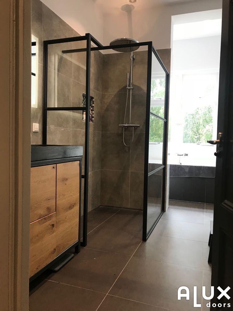 Metalen Douchewand Den Haag Badkamer Badkamer Douche Design
