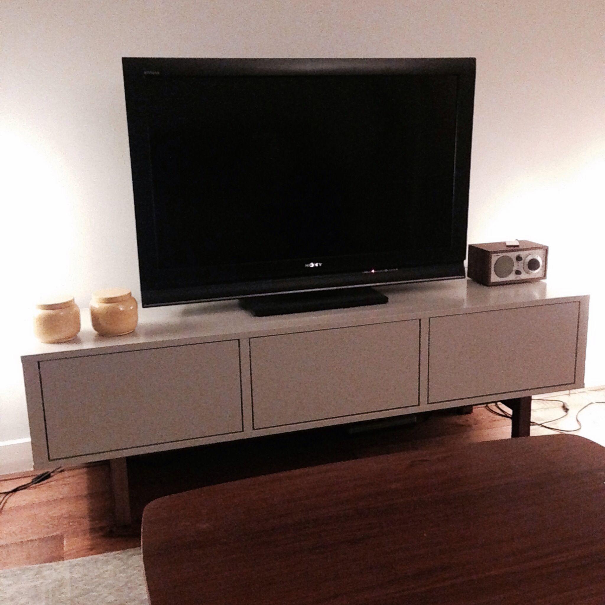 Mooie Nieuwe Tv Kast Van Ikea Stockholm Ikea Stockholm