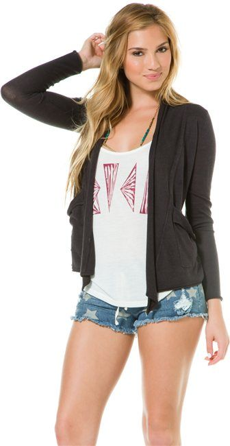 BILLABONG PENT UP SWEATER > Womens > Clothing > Sweaters | Swell.com