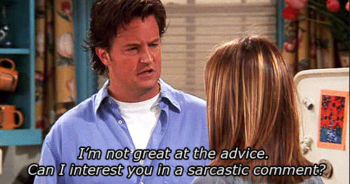 745a2b8ad28e When you realized that you re actually Chandler
