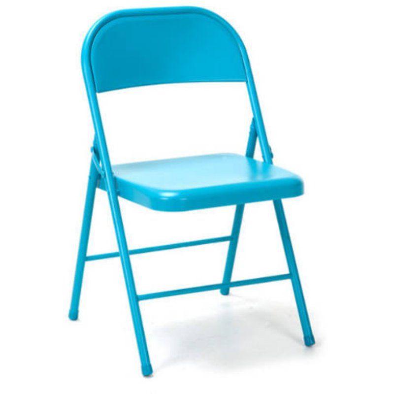 Dorel Home 9 By Novogratz Steel Chairs Set Of 2