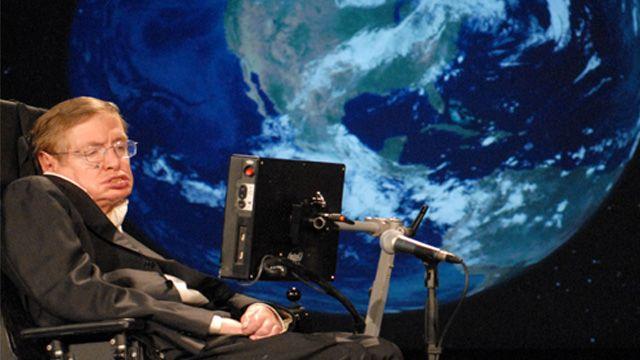 Terra não vai aguentar mais 1000 anos, diz Stephen Hawking | Wilson Cadeira