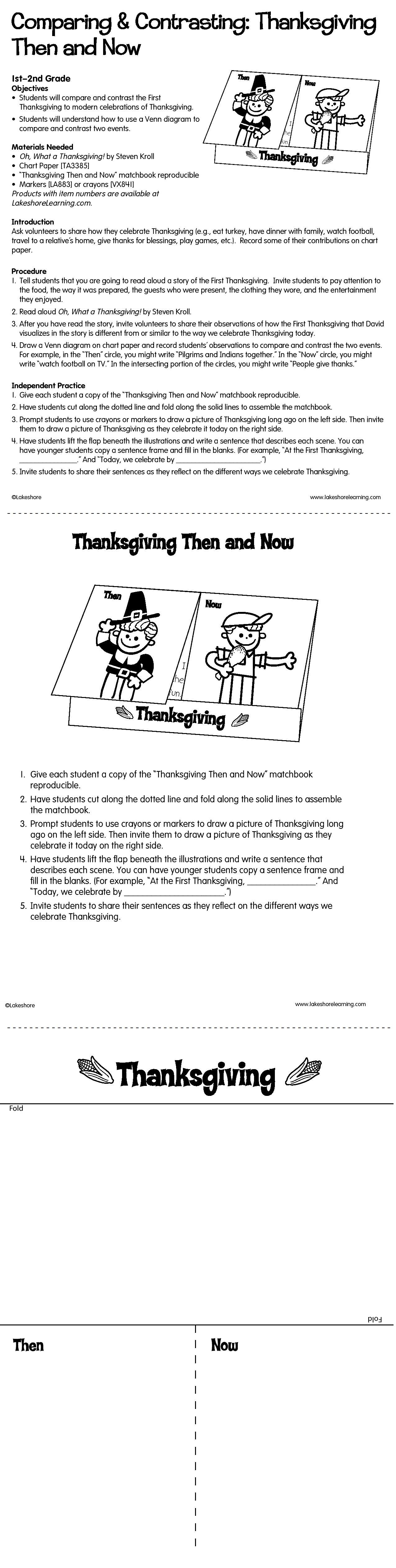 How Is The First Thanksgiving Different From Today S