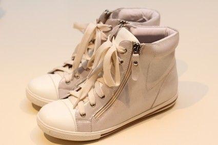 Sølv-sko - jeg kunne gjerne hatt disse også!!