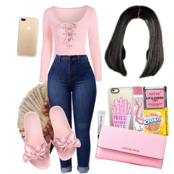 Pretty in Pink | Outfits casuales, Diseños de uñas y Conjuntos