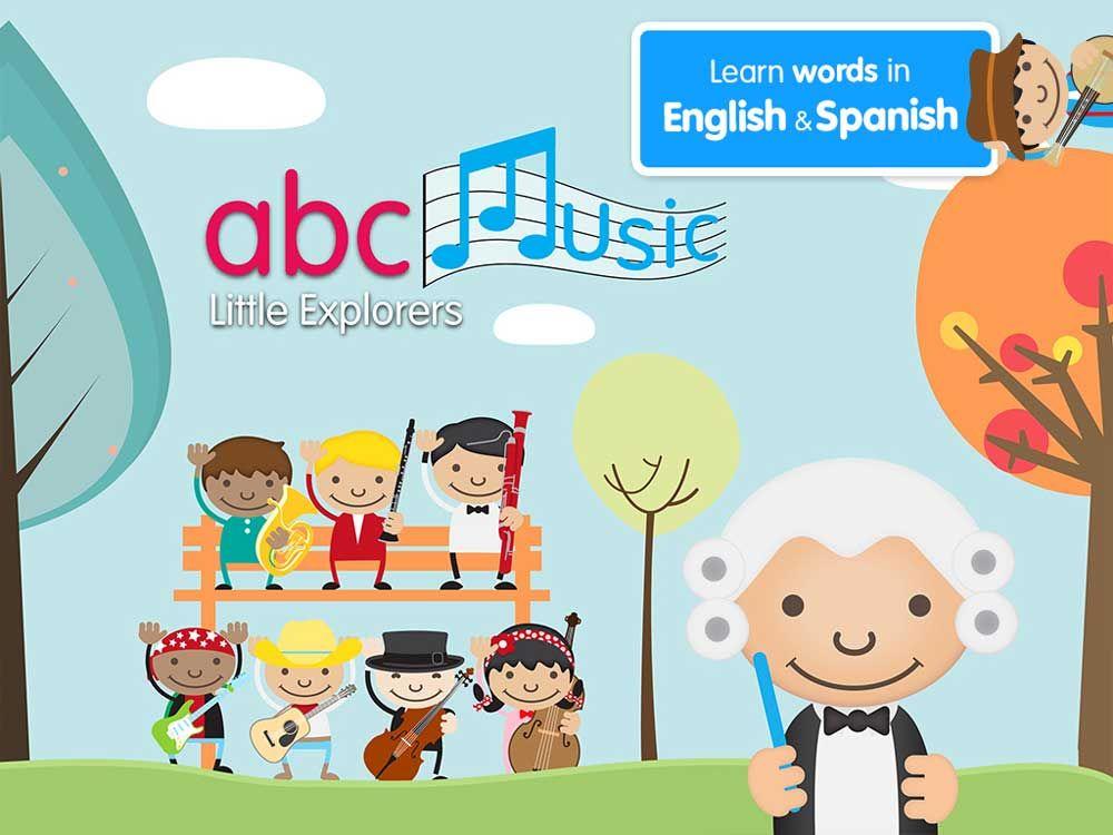 ABC Music Kids app, Ipad music apps, Music blog