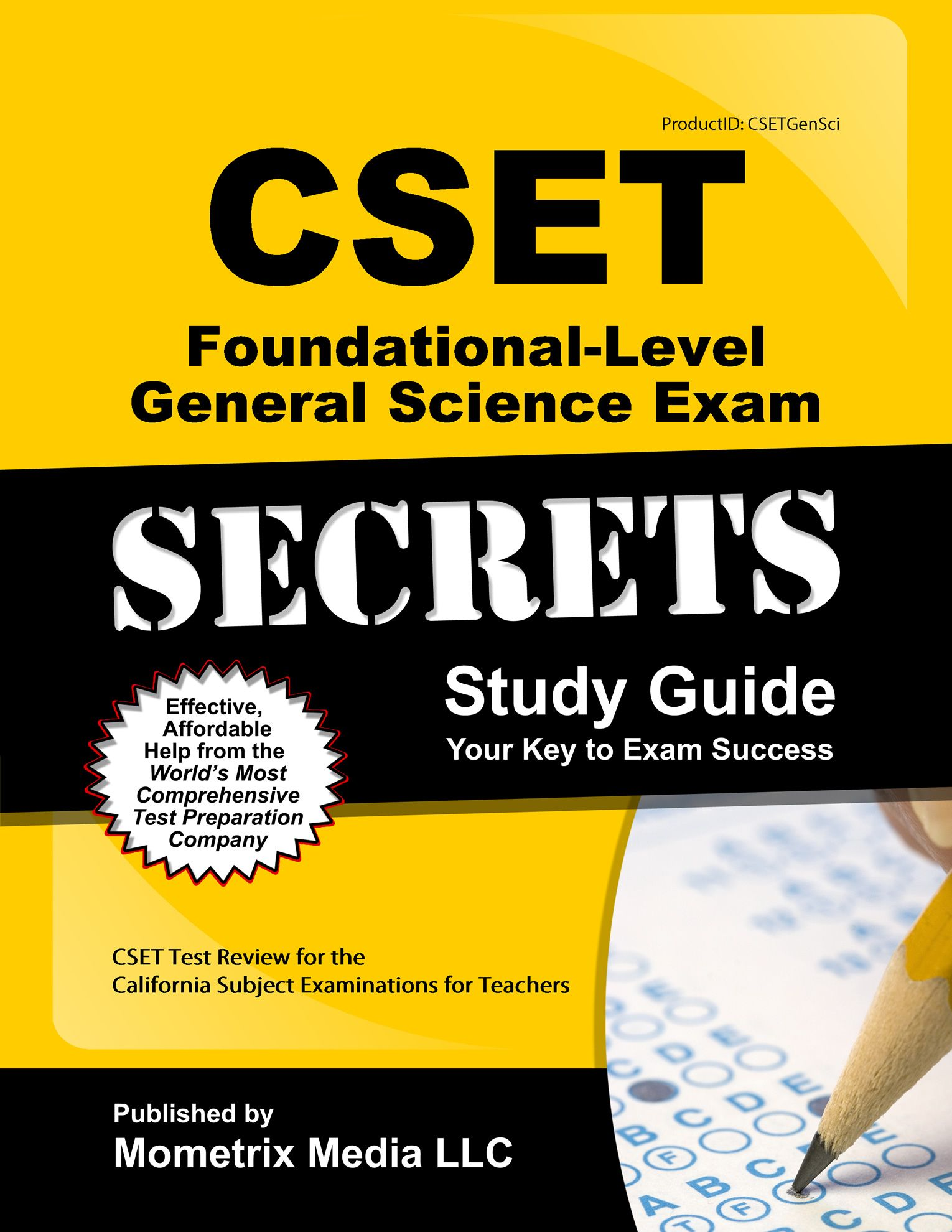Cset science: study guide & test prep course online video.