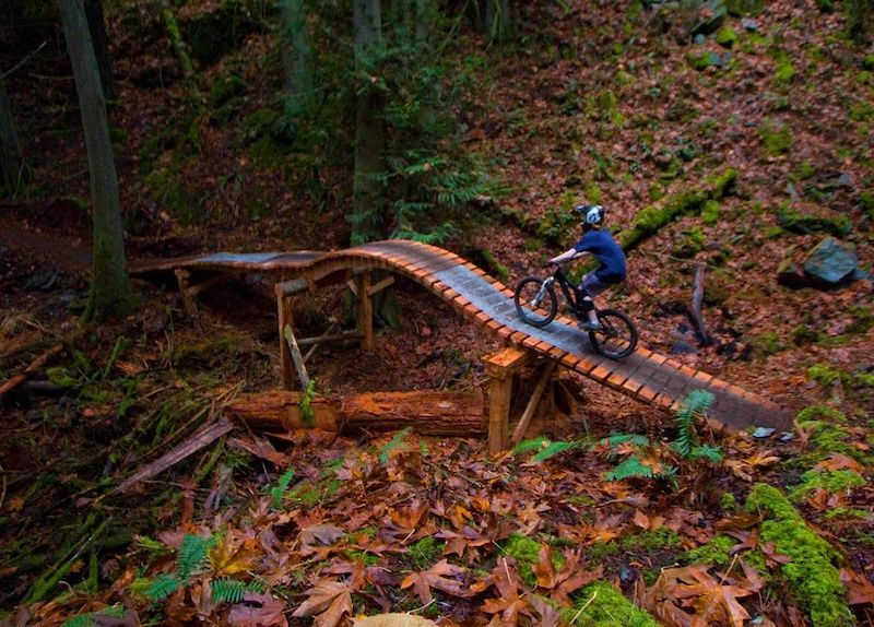 Cowichan Valley Southern Vancouver Island Opening New Trails