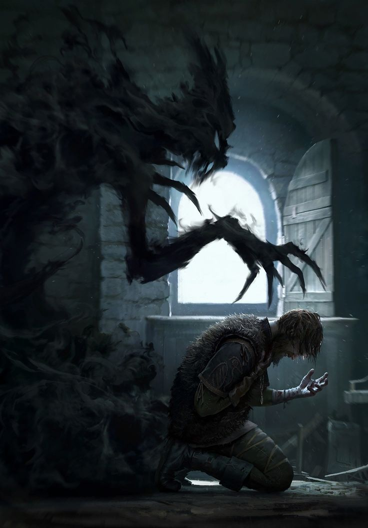 Photo of Inner demons fantasy picture