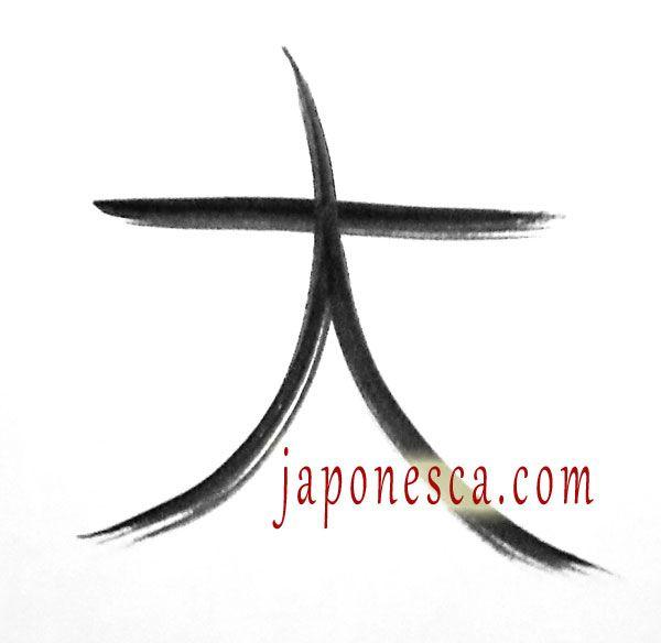 japonesca analiza el kanji japones de persona con sus combinaciones