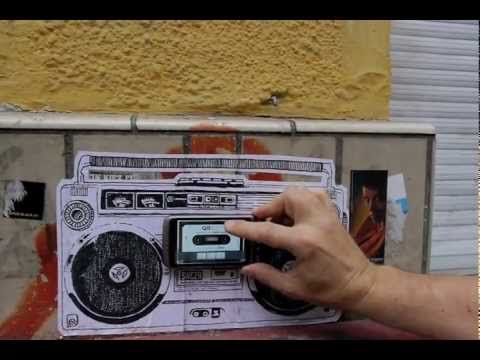 ▶ QRadio by SWEZA Tape 01 Beatbounce by DENIZ KHAN