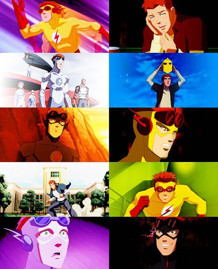 Young Justice One Shots - Kid Flash x Reader | Young justice