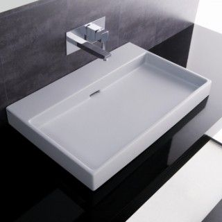 Love The Look Of These New Low Profile Sinks Modern Bathroom