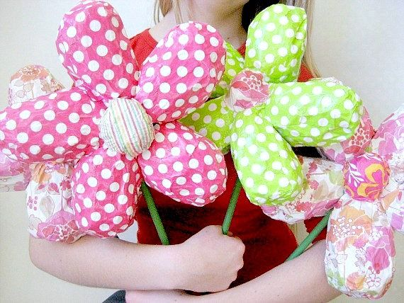 how to make paper mache flower - Parfu kaptanband co