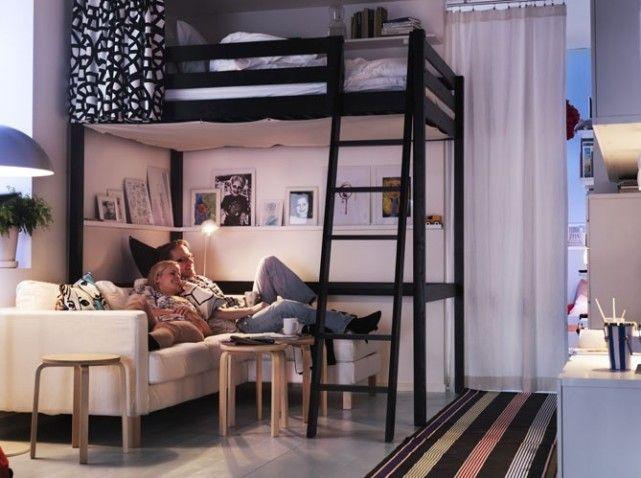 Studio : nos 30 idées de rangements bien pensés - Elle Décoration ...