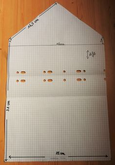 Tuto (diy) pochette avec pression – je tricote quand j ai le temps