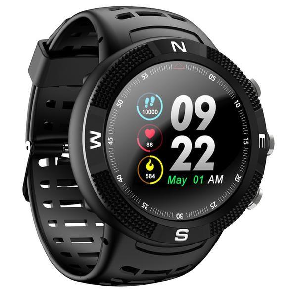 Outdoor GPS-Positionierung Sport Smartwatch IP68 wasserdichte Kompassuhr  #healty #fitnesstracker #s...