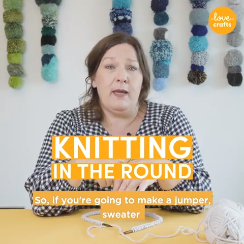 Photo of Knitting for beginners  Knitting in the round, fancy giving it a whirl? .⁠ ….