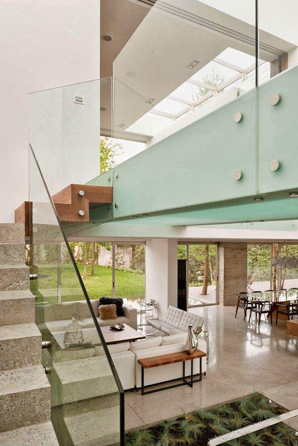 Casas minimalistas y modernas: casa moderna en guatemala ...