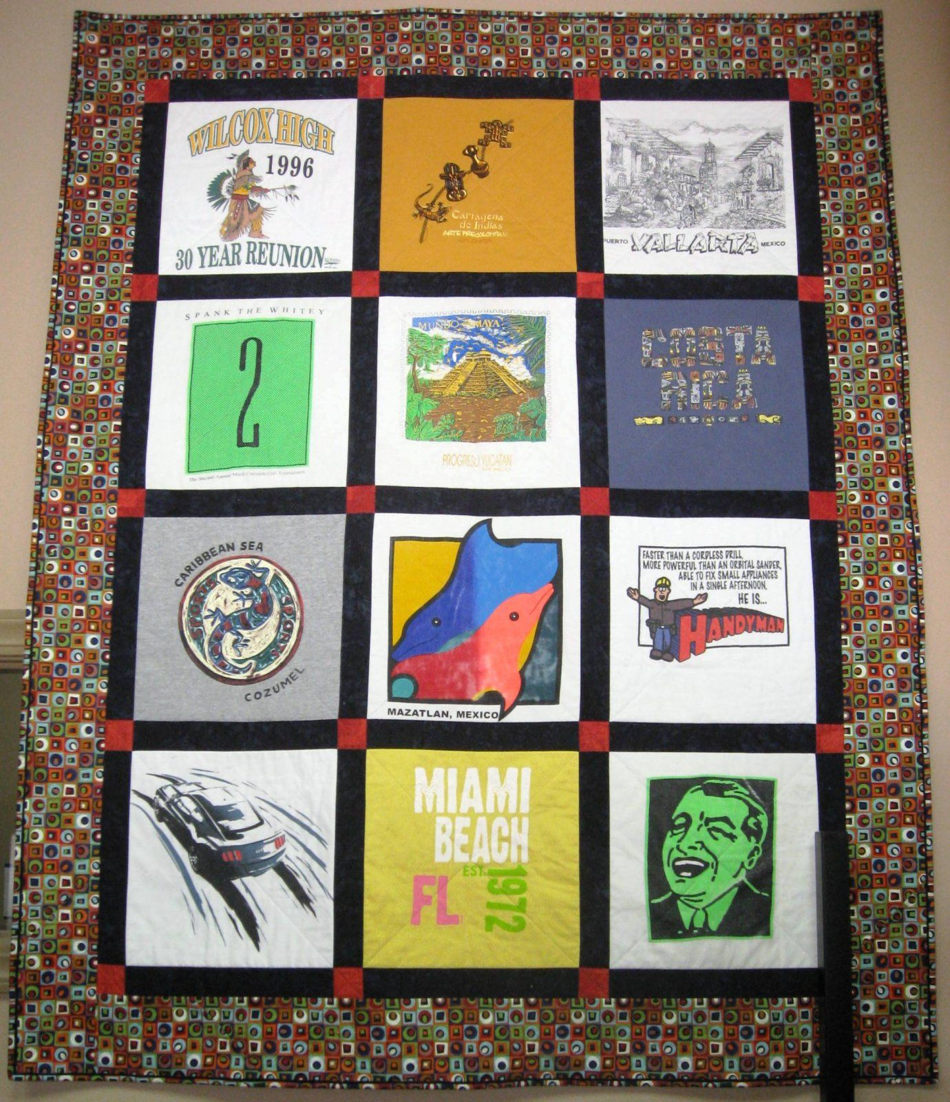 Easy tshirt quilt shirt quilt quilts t shirt