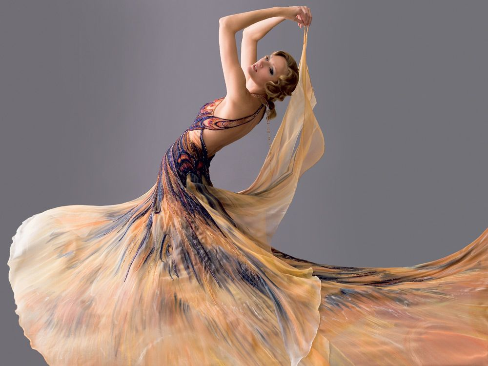 Blanka Matragi Ethereal Dress Fashion Nice Dresses