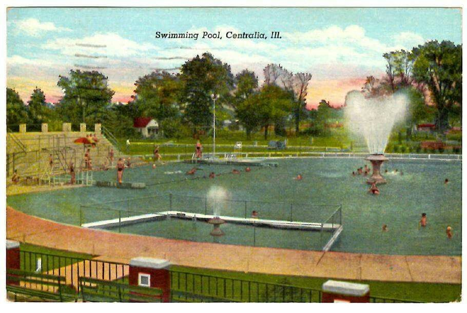 Our Beautiful Round Pool No Longer There Gone Centralia Pool