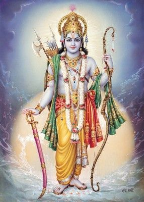 hd wallpaper god rama