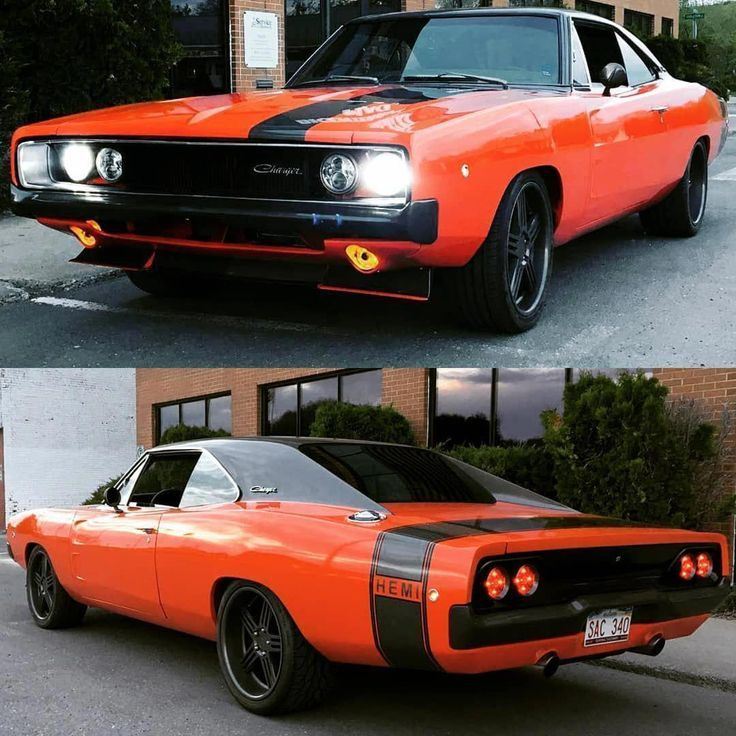Dodge Charger classic cars