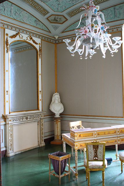 Caserta castle room by averain french interiors french style castle rooms castle room - Interior designer caserta ...