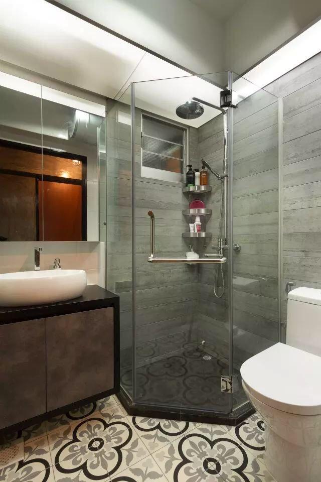 Bathroom Toilet Hdb Singapore Bto Interior Design Finelinedesignstudio Bathroom Design Small Modern Bathroom Design Singapore Bathroom Design