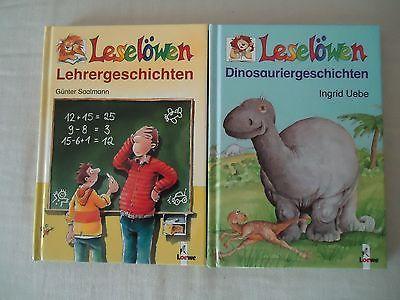 2 Kinderbücher Leselöwen