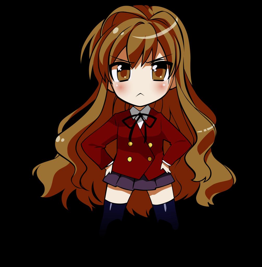 Anime Characters Png : Chibi aisaka taigatoradora meopet