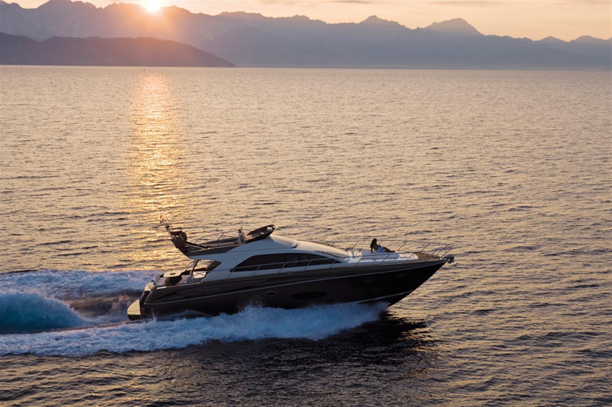 External view riva yacht sportriva 56 yacht luxury