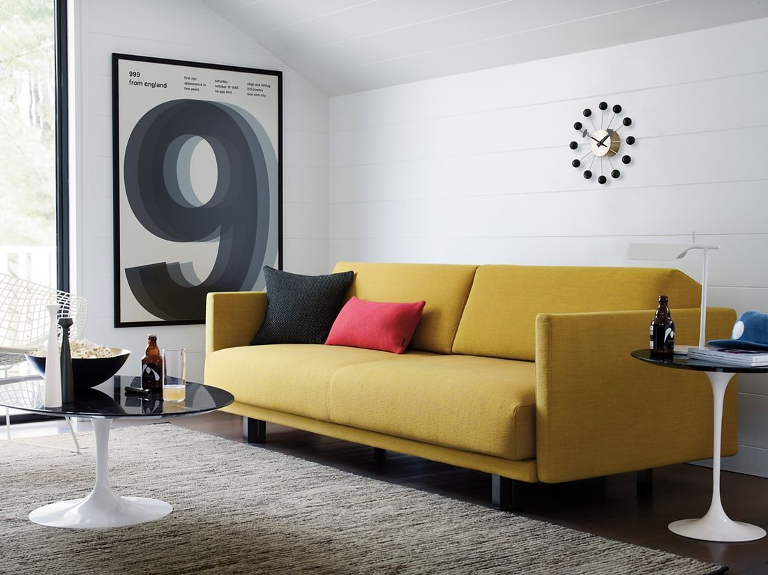 Small Sectional Sofa Tuck Sleeper Sofa