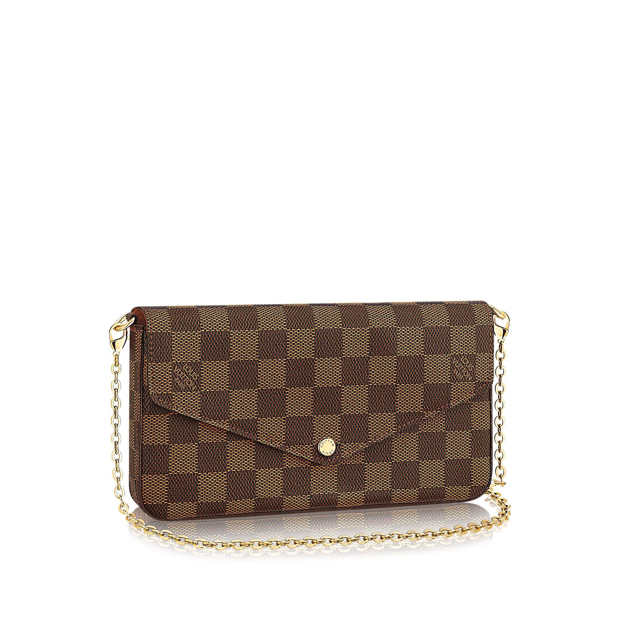 Pochette Felicie Via Louis Vuitton Mit Bildern Taschen Damen Louis Vuitton Handtaschen Damenhandtaschen