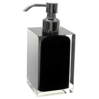 Soap Dispenser Square Countertop In Orted Colors Gedy Ra81