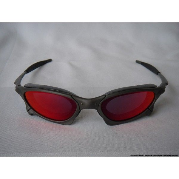 f4a6466e3 X-Men Cyclops ULTRA RED lenses for Oakley Penny sunglasses movie prop  costume found on