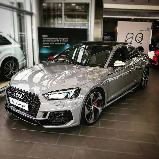 Nardo Grey Rs5 Audi 2017 Super Sport Cars New Sports