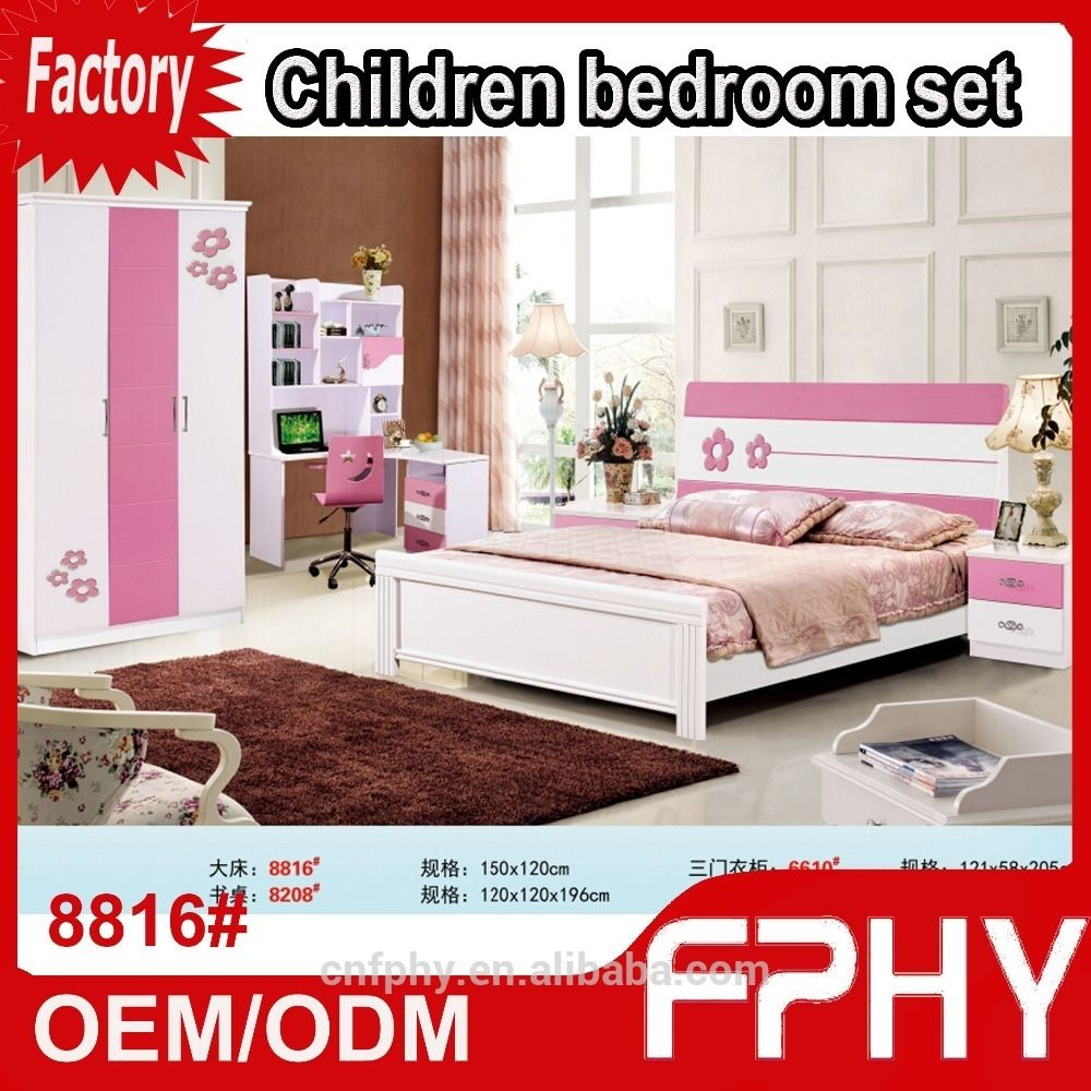 Pink Formica Bedroom Set