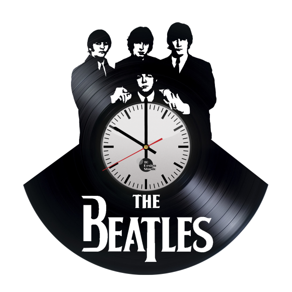 Mother/'s Day gift idea for birthday kitchen The Beatles Unique Wall Clock for bedroom bathroom wedding Valentine/'s Day livingroom