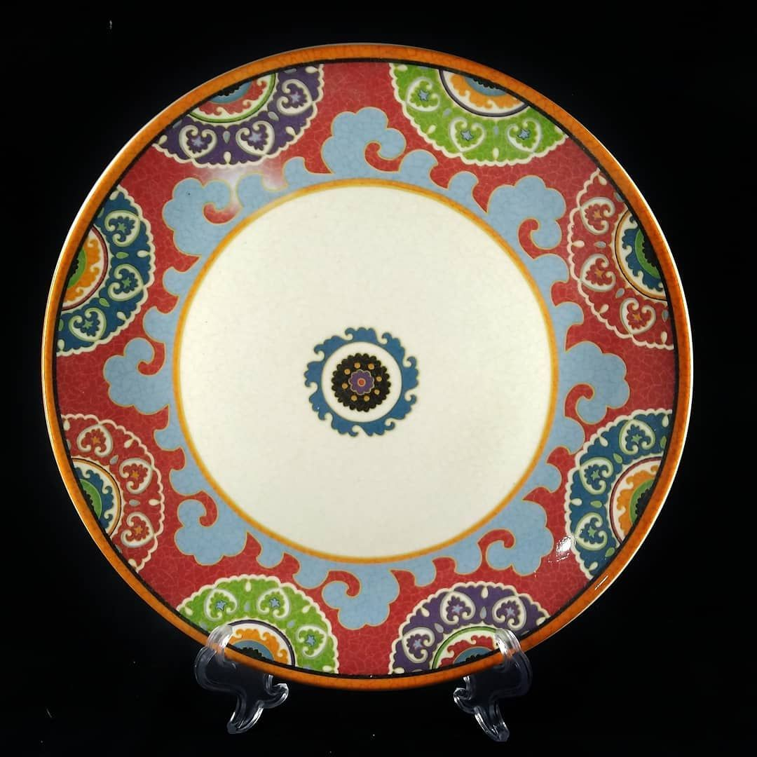 Royal Suzane Piring Makan Keramik Produksi Pt Sango Indonesia Fine Ceramic Material Microwave Dishwasher Safe Dinner Plate Diameter 26cm Berat 1000gr Idr 50