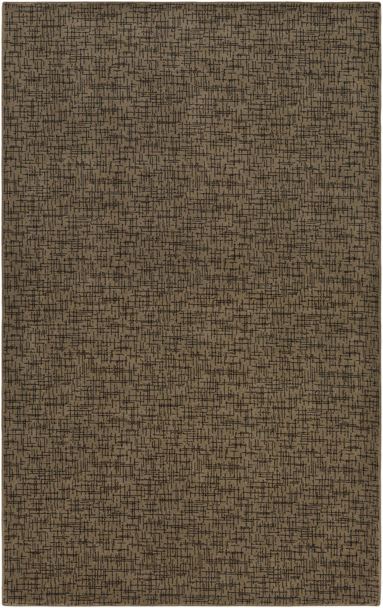 Attalus Brown Indoor/Outdoor Area Rug