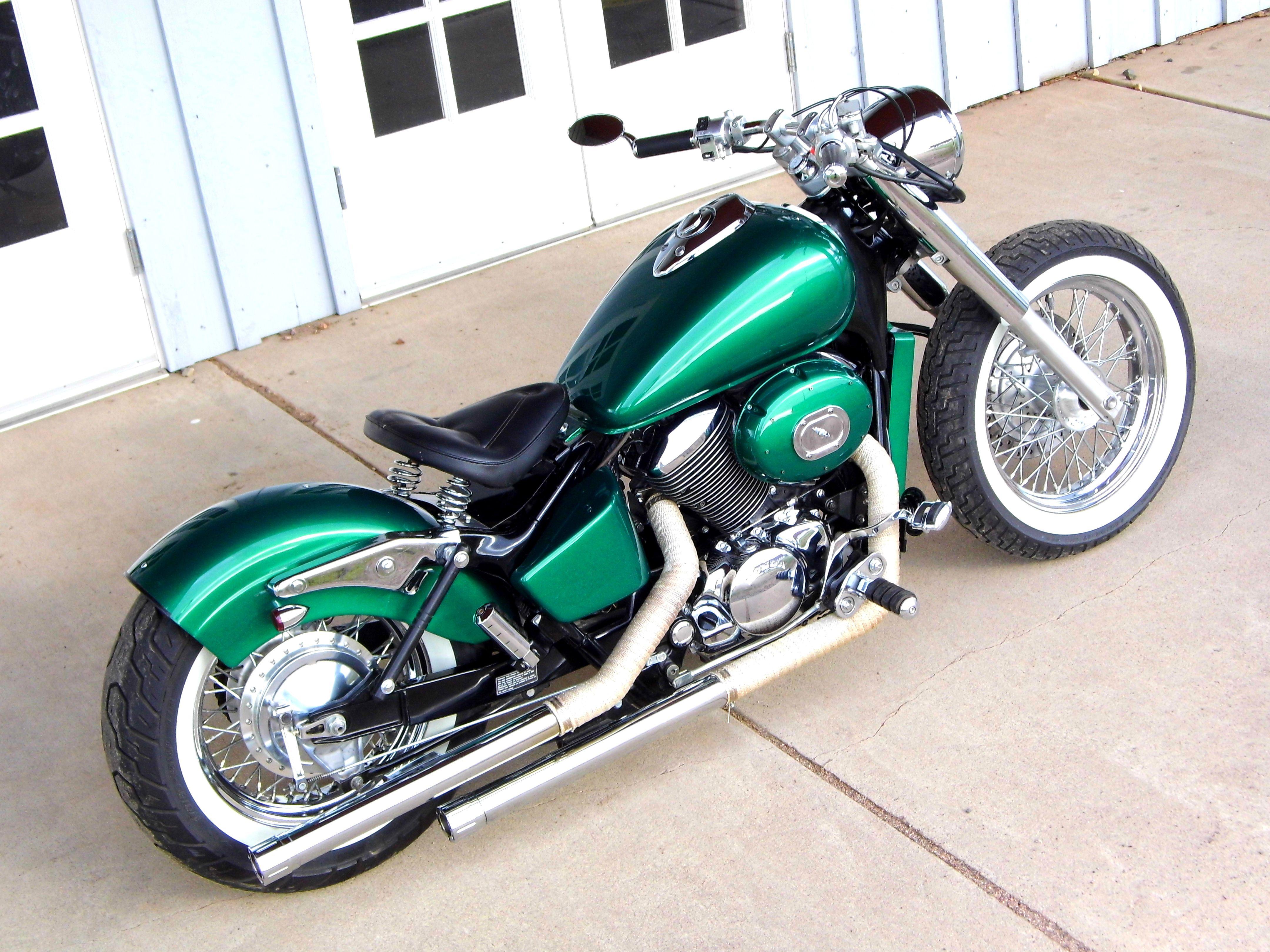 Honda Shadow Ace Bobber Projects Bobber Motorcycle Honda Shadow