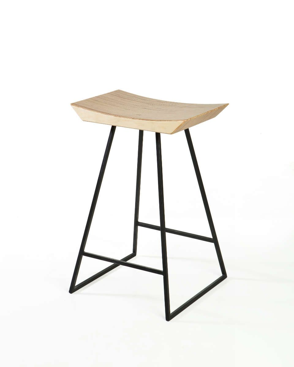 Pleasing Fu Mod Sto Wooden Seating High Stool Stool Metal Structure Camellatalisay Diy Chair Ideas Camellatalisaycom